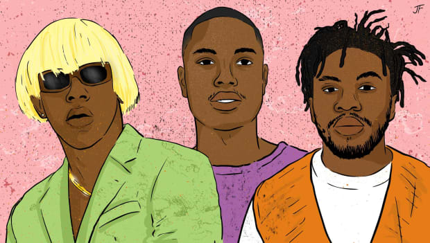Three Artists Painting Shades of Queerness Into the Portrait of Popular Culture
