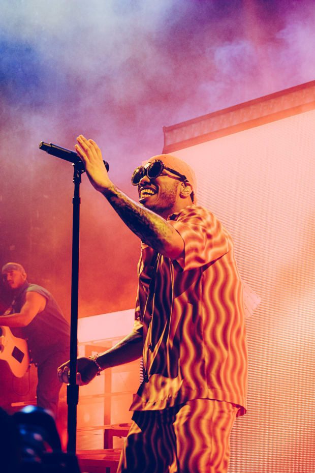 Anderson .Paak's Home Is on Stage: Live Review