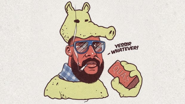 An Ode to Madlib, the Forever Loop Digga
