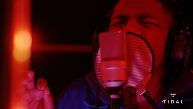 Guapdad 4000 Spits an Exclusive Freestyle for DJBooth & TIDAL's 'Bless The Booth' Series