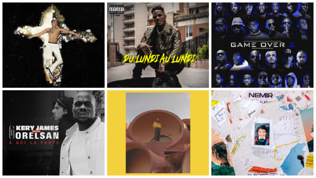 The Best French Hip-Hop Releases in July 2019