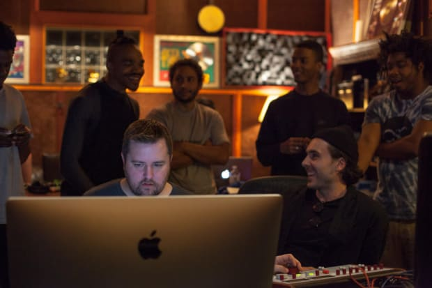 Engineer Andrew Dawson Takes Us Inside the Studio with Kanye West, Childish Gambino & More