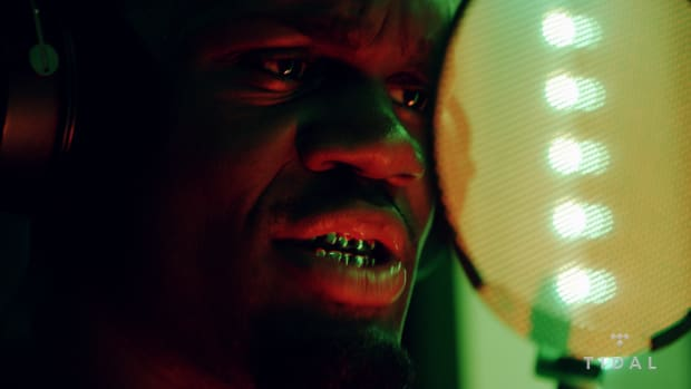 """Ugly God Spits an Exclusive Freestyle for DJBooth & TIDAL's """"Bless The Booth"""" Series"""