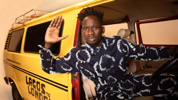 Mr Eazi Is Putting His Money Where His Heart Is: Interview