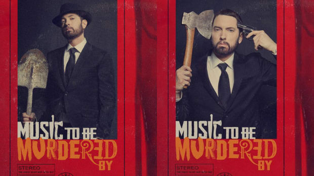 Eminem 'Music To Be Murdered By' 1 Listen Album Review