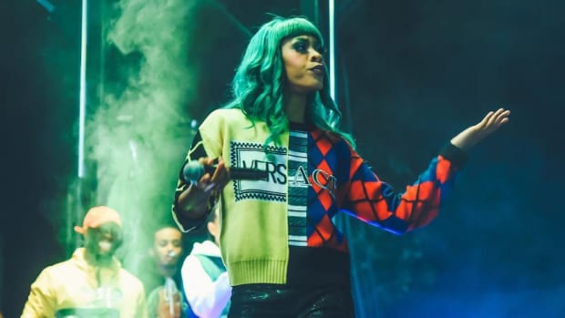 "Rico Nasty Wants Her Music to Be ""Fluid"""
