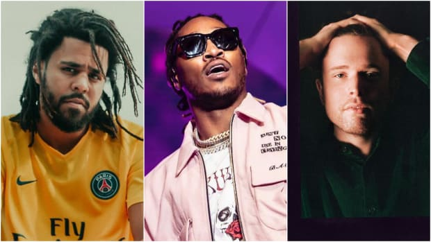 J. Cole, Future, James Blake & More: Morning Bars