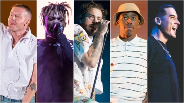 What Your Uber Driver's Taste In Rap Music Says About Them