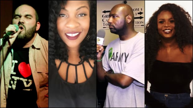 Fell in Love with the Struggle: A Roundtable with Rap Writers