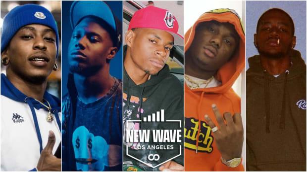5 Rising LA Hip-Hop Artists: The New Wave