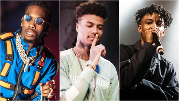 Offset, Blueface, 21 Savage & More: Morning Bars