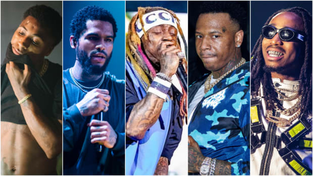 Who Was the Most Prolific Rapper in 2018?