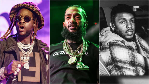 Rappers Are Rejecting Code-Switching