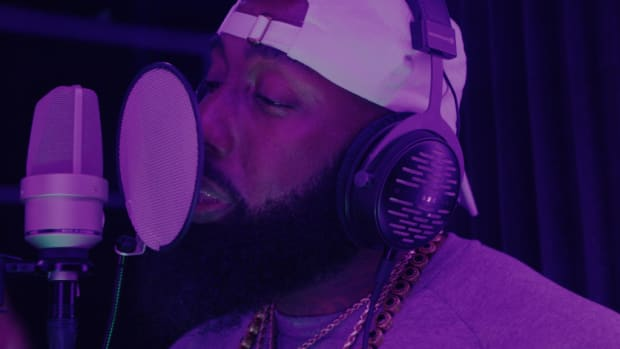 """Trae Tha Truth Spits an Exclusive Freestyle for DJBooth & TIDAL's """"Bless The Booth"""" Series"""