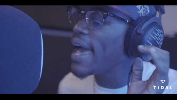 """DC Young Fly Spits an Exclusive Freestyle for DJBooth & TIDAL's """"Bless The Booth"""" Series"""