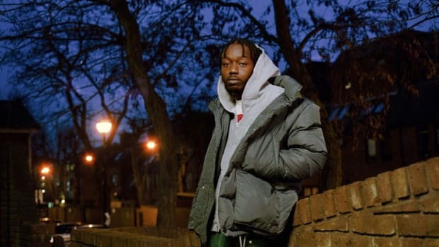 Lord Apex Is East London's Meditative Rap Swordsmith
