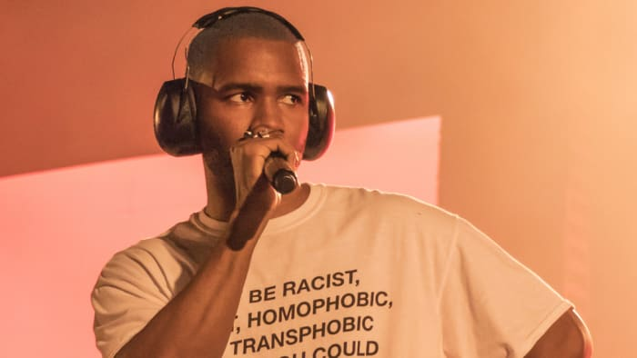 Frank Ocean: Artists Are Better off Independent