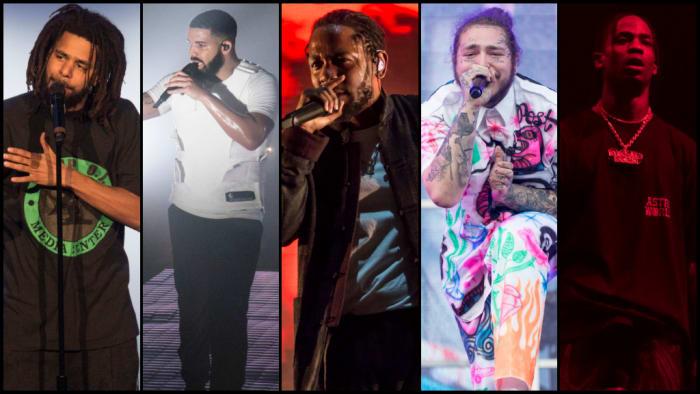 Credit Pro Auto >> Hip-Hop's Current Big 5 Artists: A Breakdown - DJBooth
