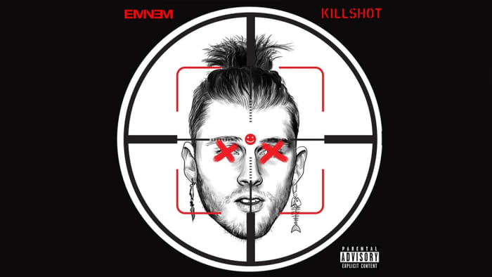 """Our Entire Staff Reacts to Eminem's MGK Diss Track """"KILLSHOT"""""""