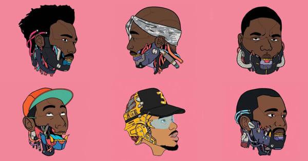 I, Rapper: Imagining a Hip-Hop Future with A.I.