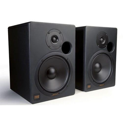 event 20 20bas studio monitor speakers review djbooth. Black Bedroom Furniture Sets. Home Design Ideas