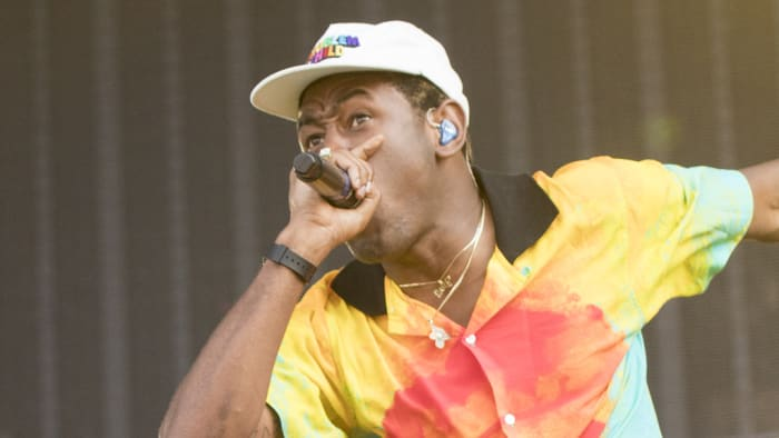 Tyler, The Creator Uses Breakfast to Explain His Growth from 'Bastard' to 'IGOR'