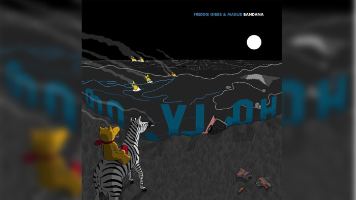 Freddie Gibbs & Madlib's 'Bandana' out June 28