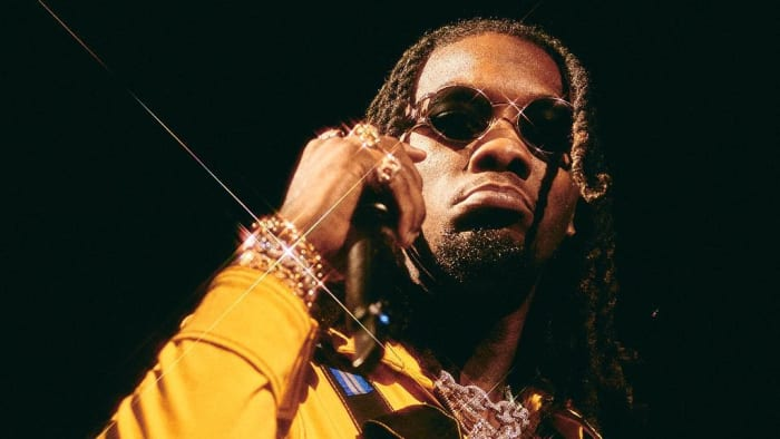 """Offset Wants to Give Listeners """"Content"""" on Solo Album"""