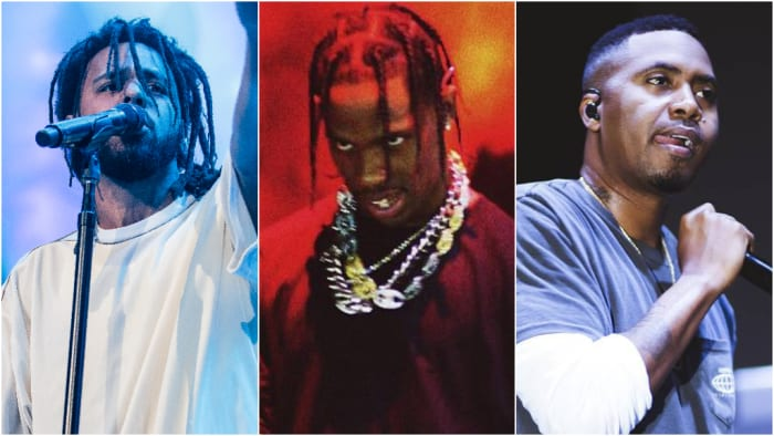 J. Cole, Travis Scott, Nas & More: Hip-Hop Headlines