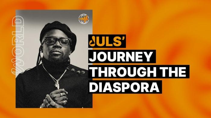 Juls Interview: A Journey Through the Diaspora