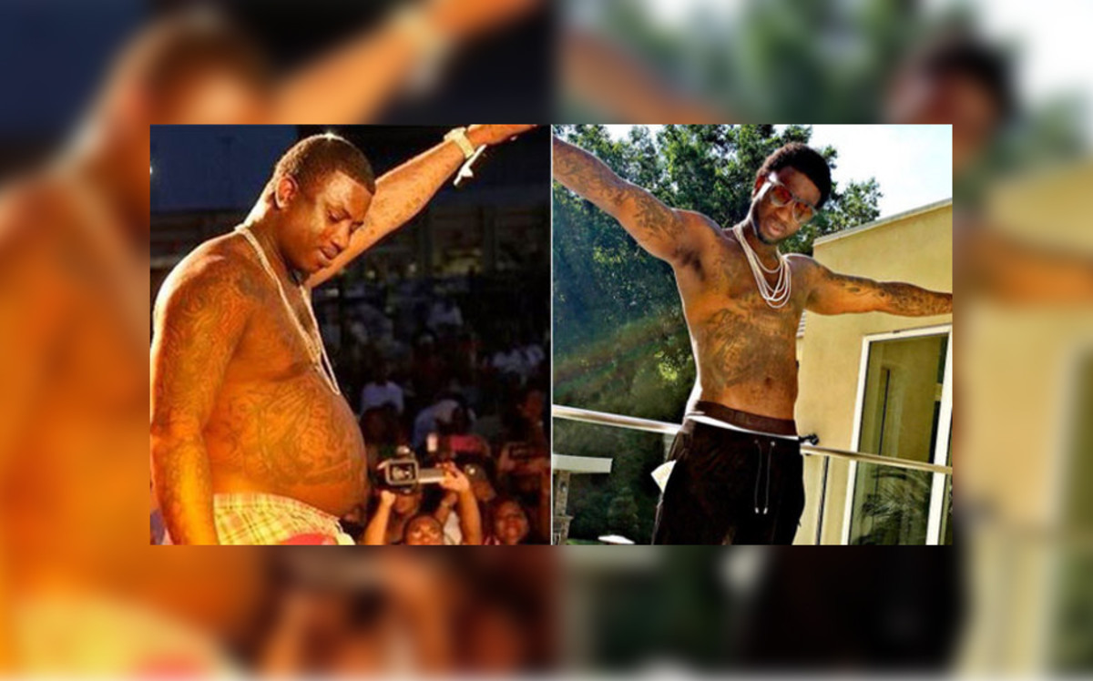 Gucci Mane Lean Weight