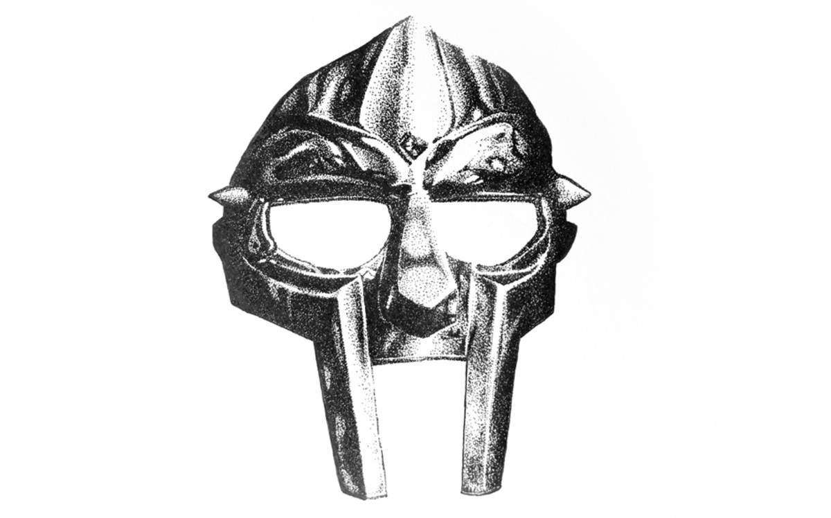 MF DOOM art