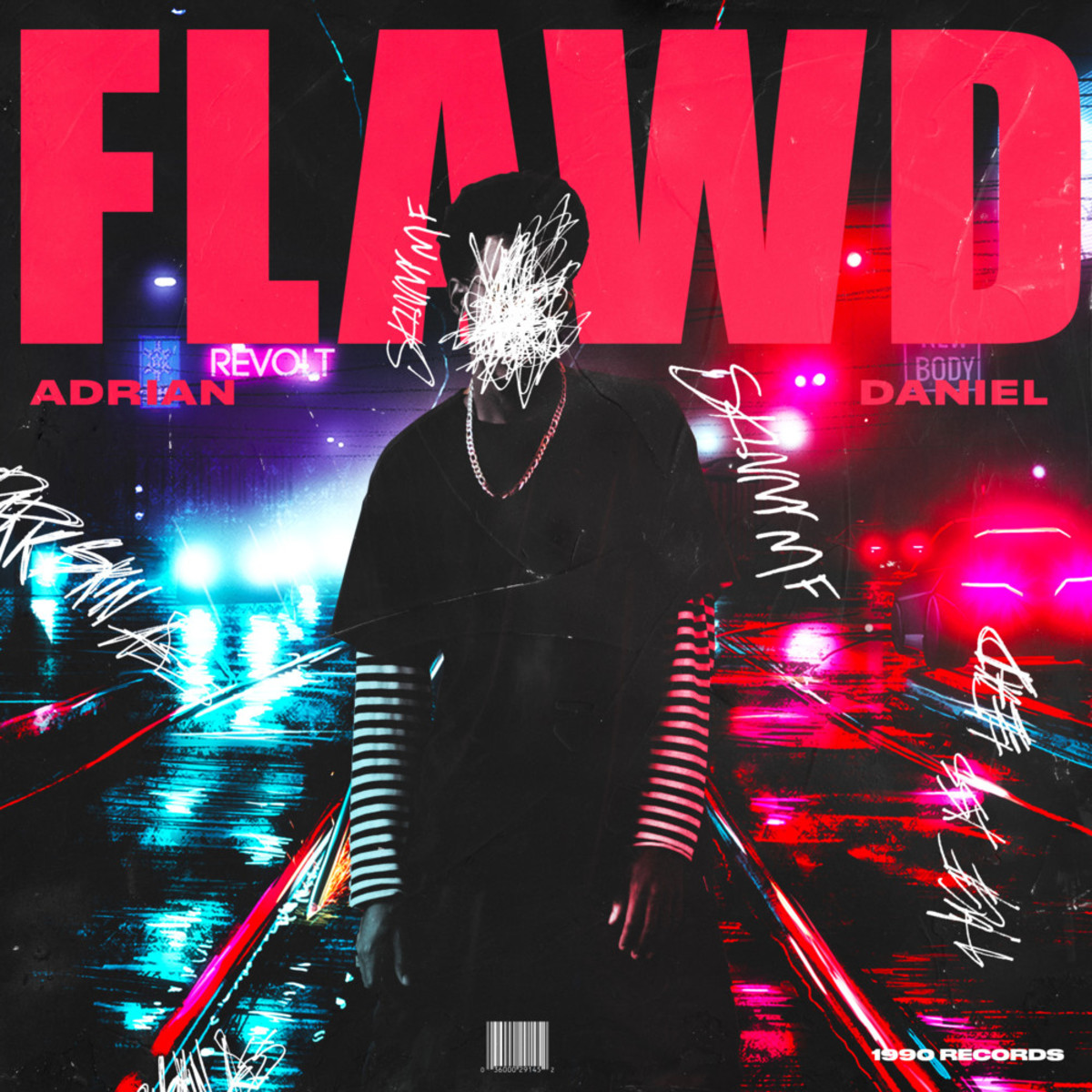 Adrian Daniel Flawd album cover