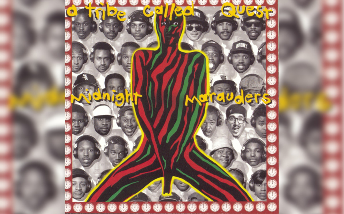 25 Years With A Tribe Called Quest's 'Midnight Marauders'