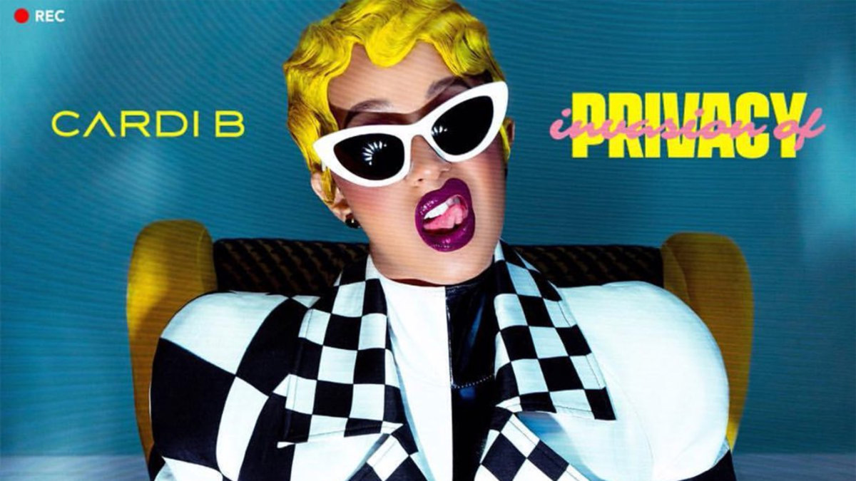Cardi B Invasion of Privacy Album Review
