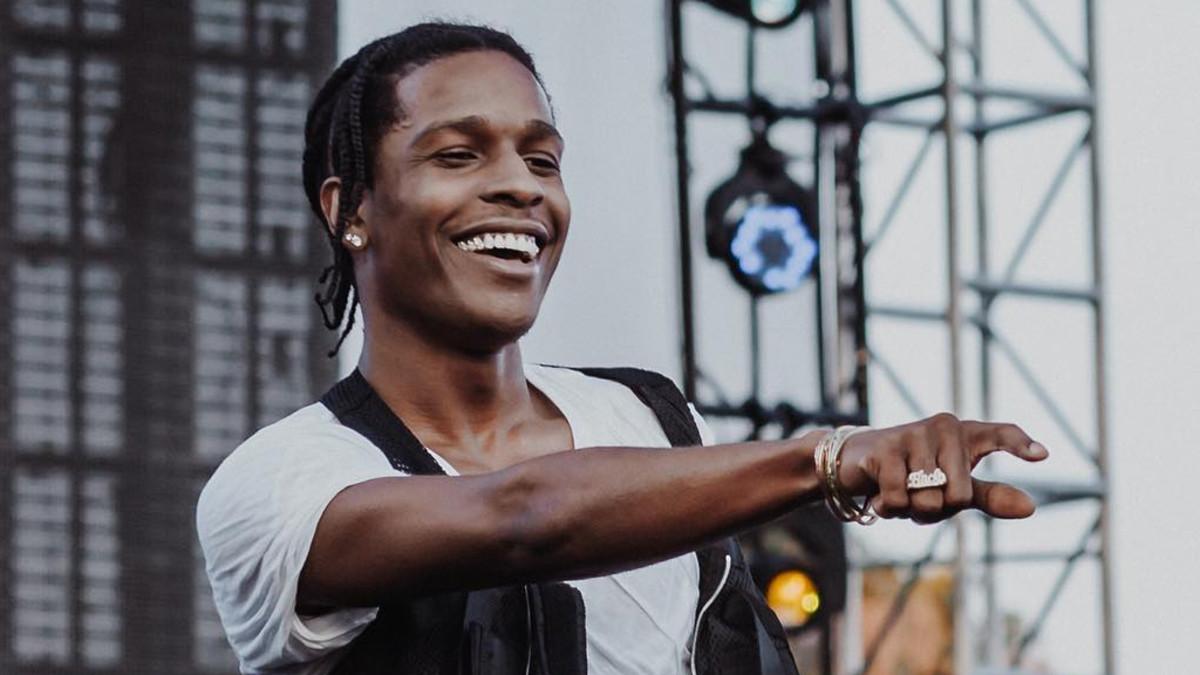 A$AP Rocky, 2018