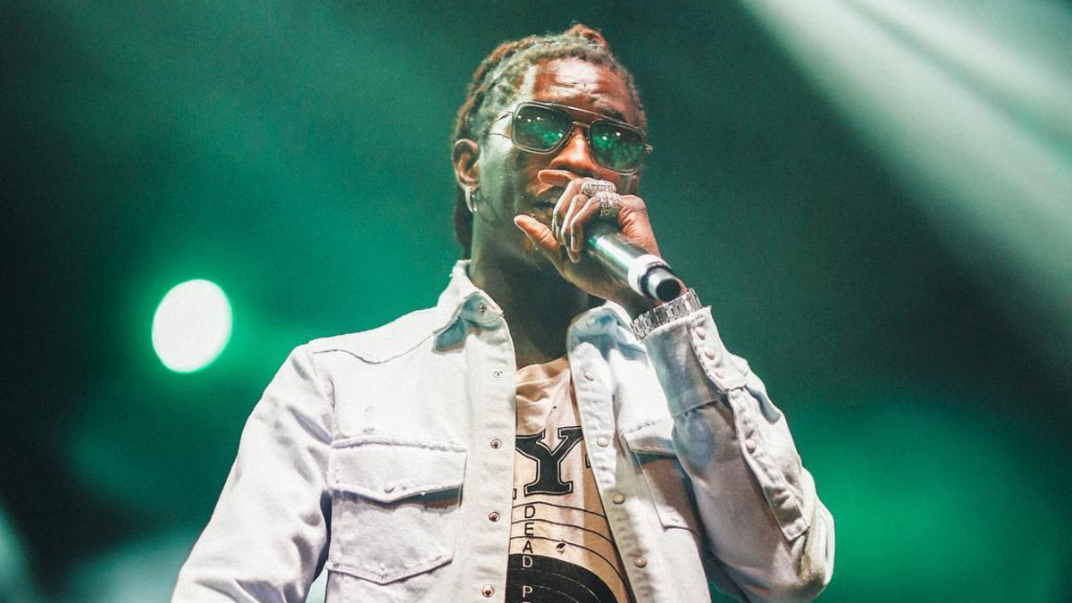 Young Thug | New Songs, News & Reviews - DJBooth