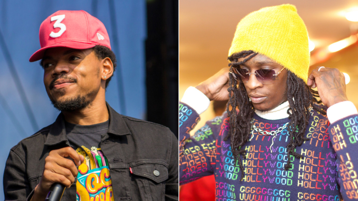 Chance The Rapper and Young Thug have discussed a collaborative project
