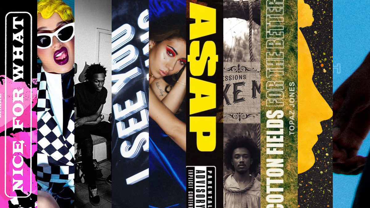 Best New Songs You Need to Hear This Week, April 9, 2018