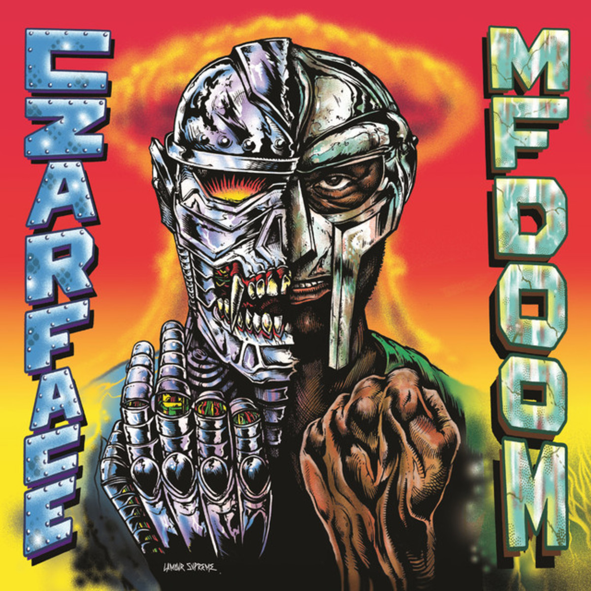 Czarface Meets MF Doom Best Albums of 2018