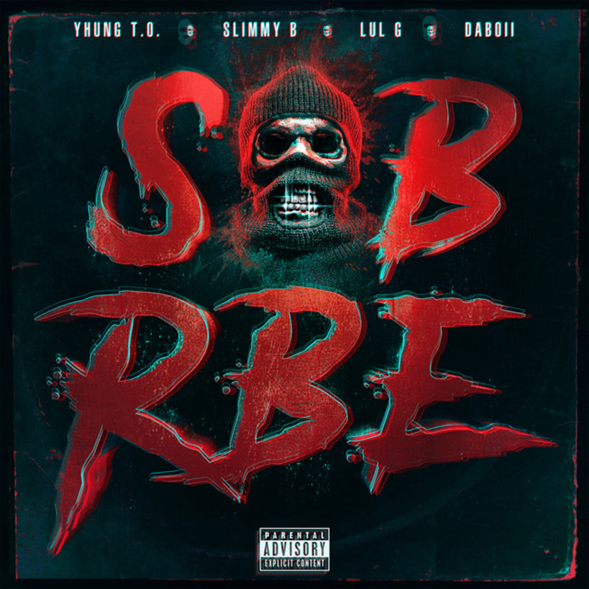 SOB X RBE Gangin Best Albums of 2018