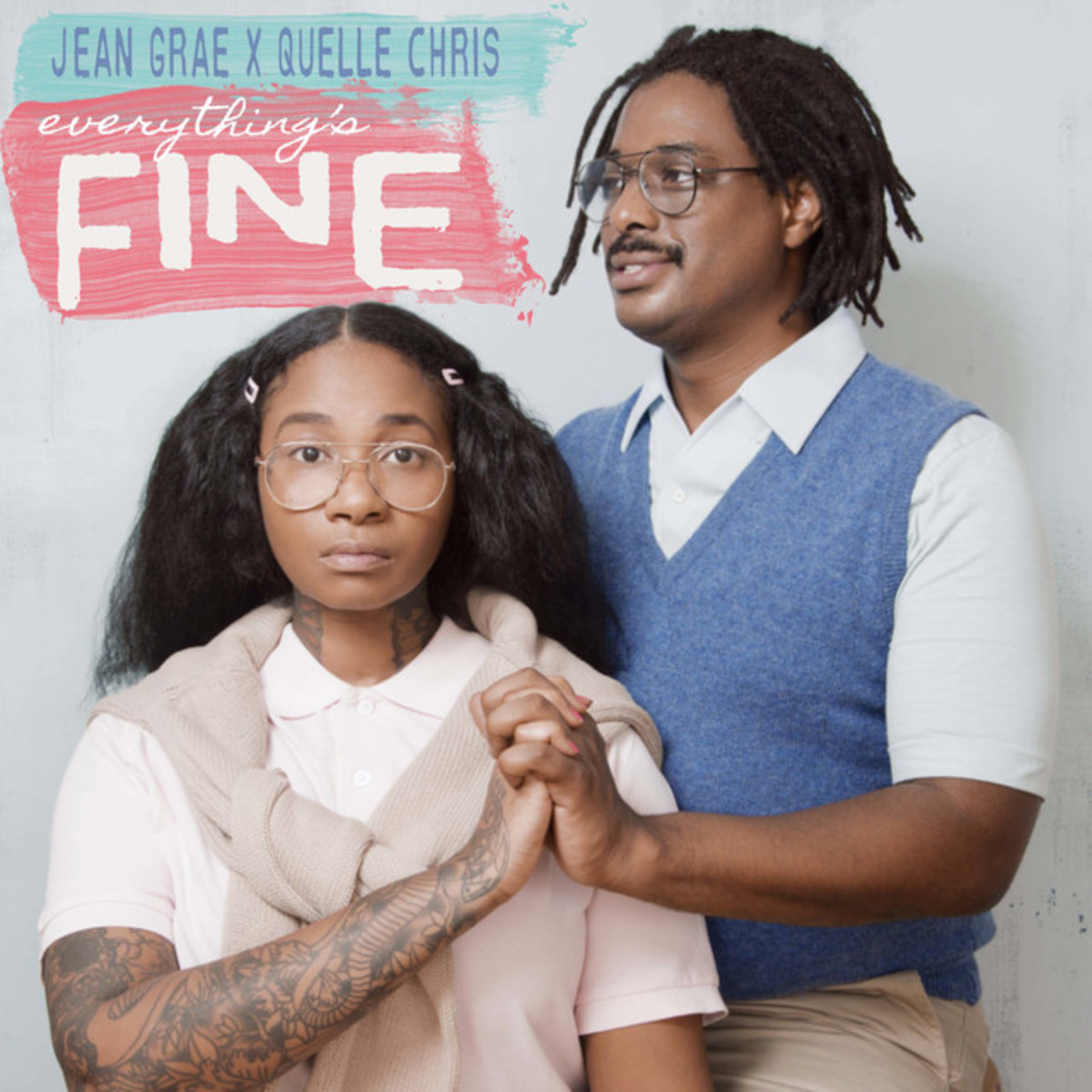 Jean Grae Quelle Chris Everything's Fine Best Albums 2018
