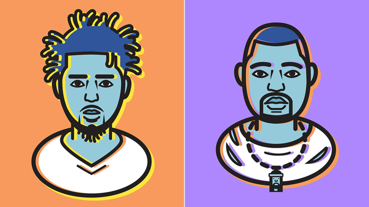 J. Cole, Kanye West and the problem with rapper role models
