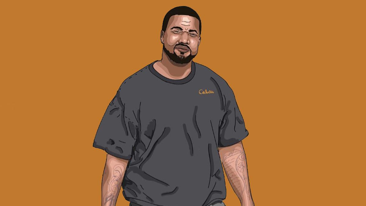 Kanye West by Casey Pound