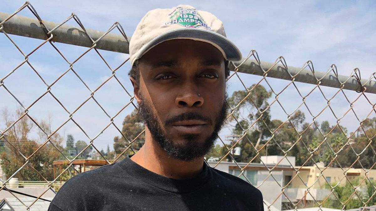 JPEGMAFIA Interview, 2018