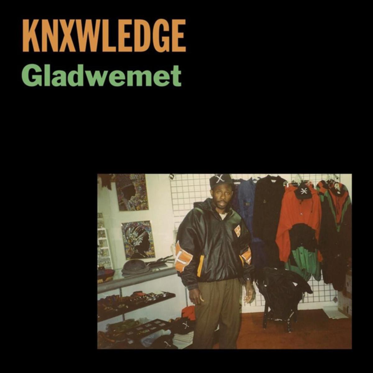 Knxwledge Gladwemet EP