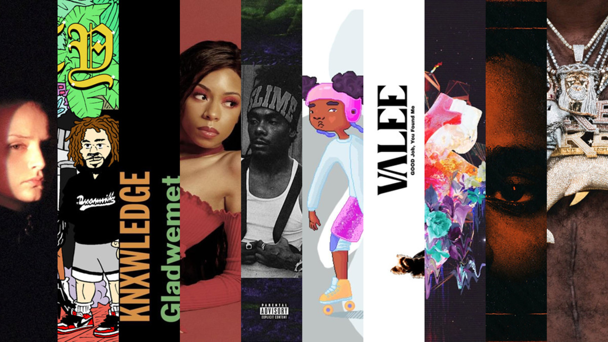 10 Best Hip-Hop and R&B EPs of 2018, so far