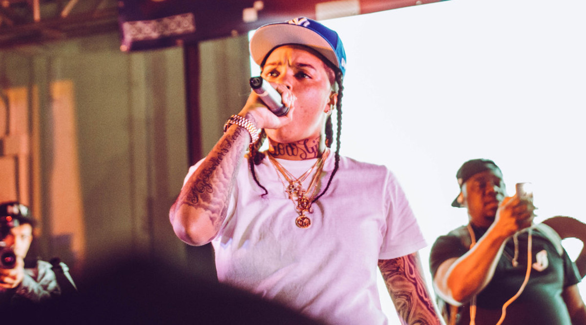 "Young M.A Opens Up About Struggle With Femininity: ""I Wasn't Happy"""