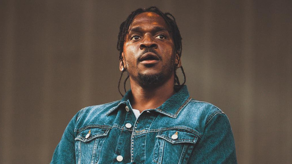 Confirmed: Pusha T Will Release