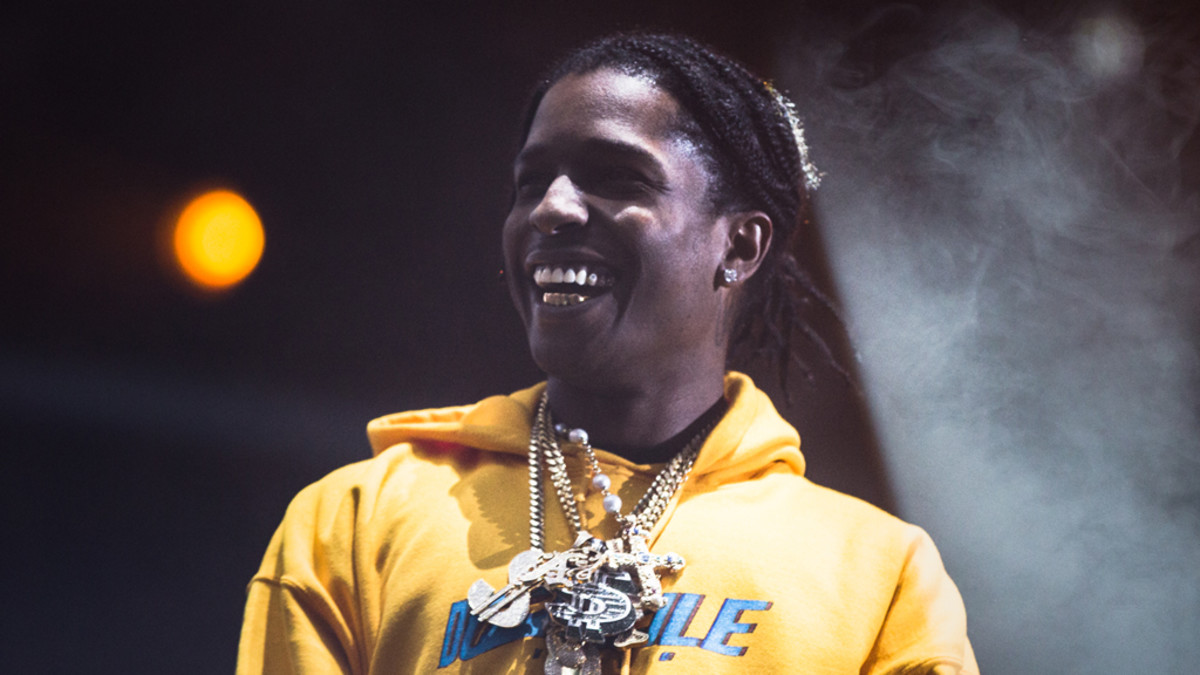 A$AP Rocky, 2018, Rolling Loud in Miami